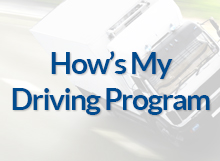 How's My Driving Program