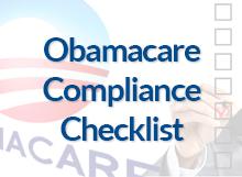 Obamacare Compliance Checklist
