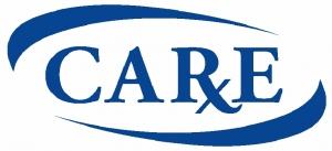 care logo white background